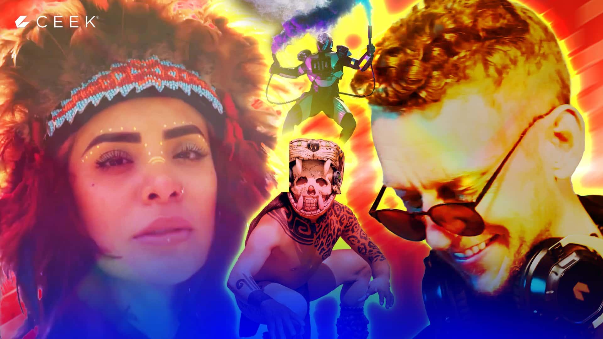 DJ Talia Eisset x Dj Kryoman - Live From Yucatan Jungle